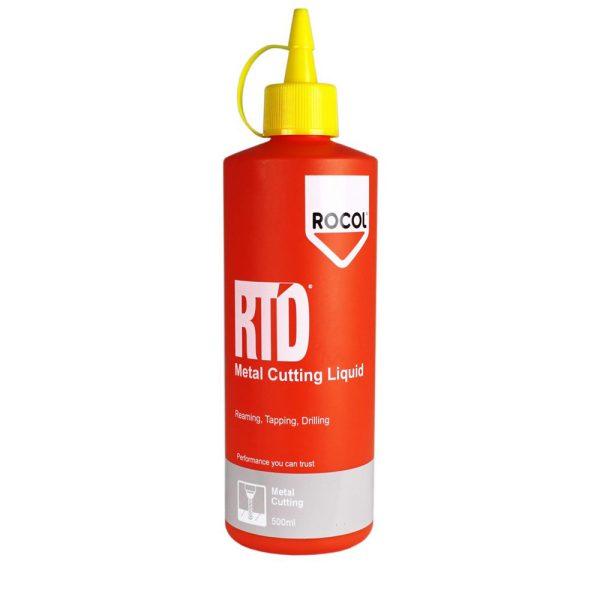 Rocol RTD Metal Cutting Liquid 500ml RY550171