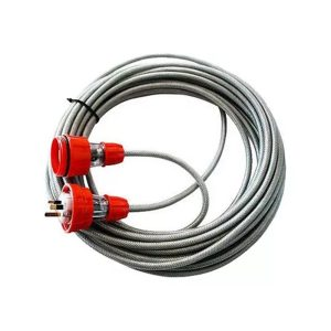 Powersafe Extension Lead Braided 20m 15Amp IP66 BEXTIP5620M-15A